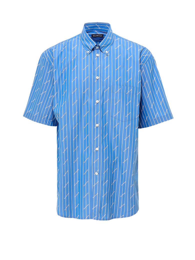Balenciaga Shirt - Blue