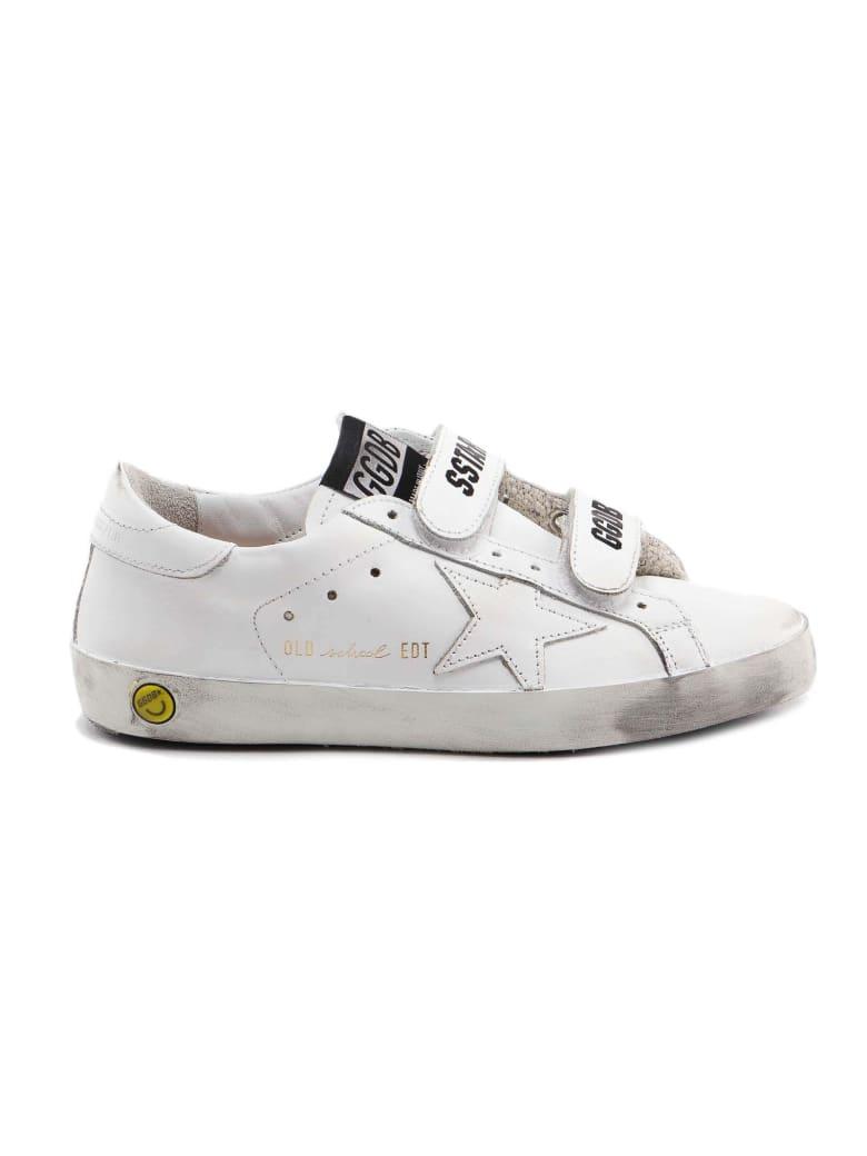 Golden Goose Sneaker Superstar - White Leather
