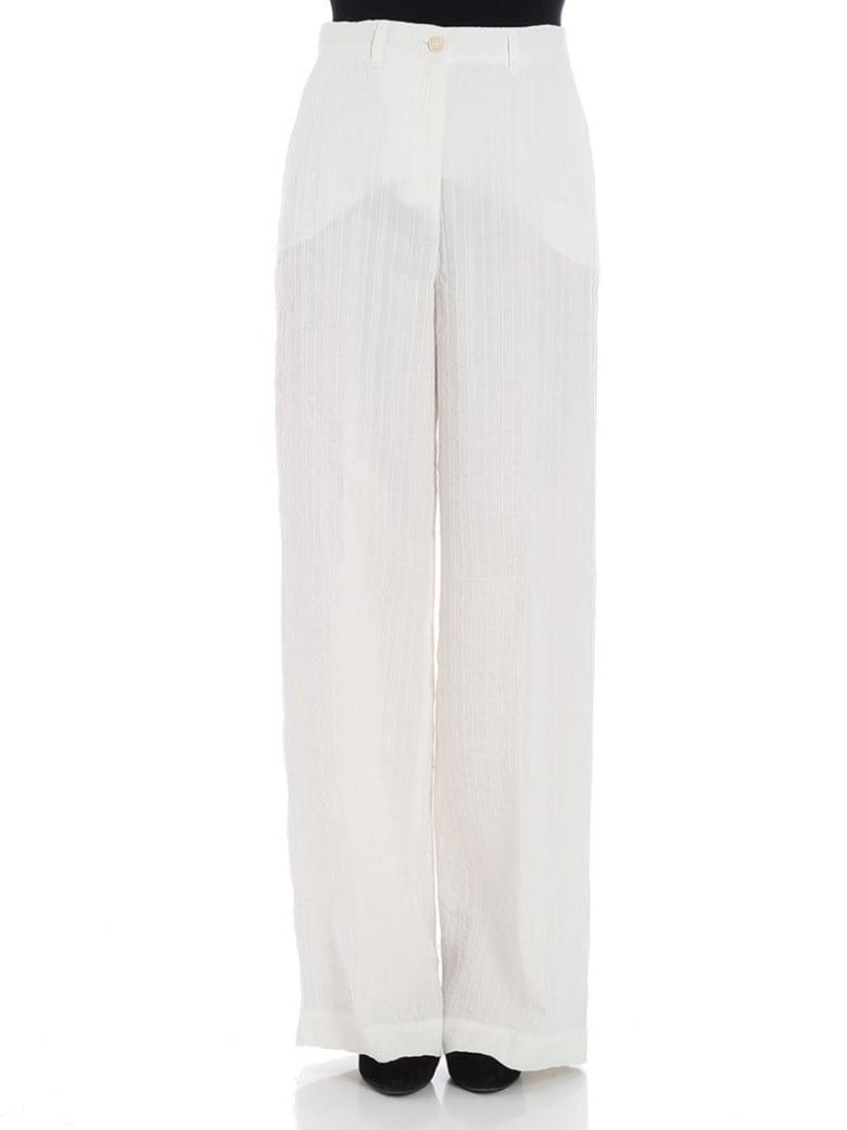 QL2 - Mamil Trousers - White