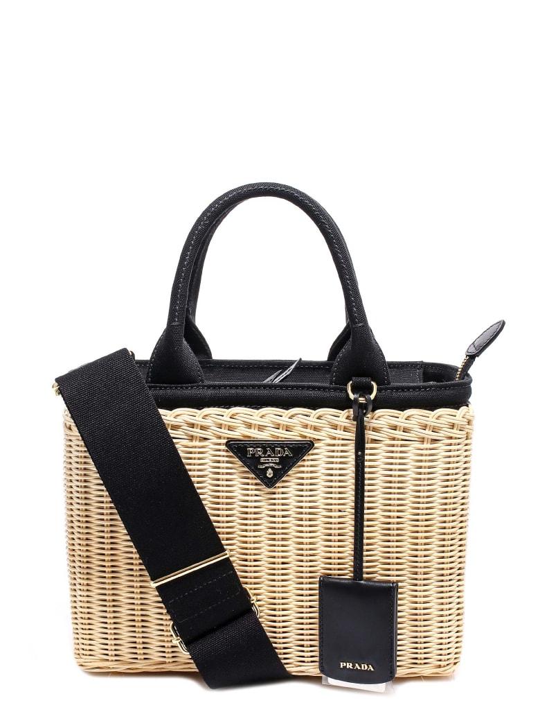 Prada Handbag - Beige