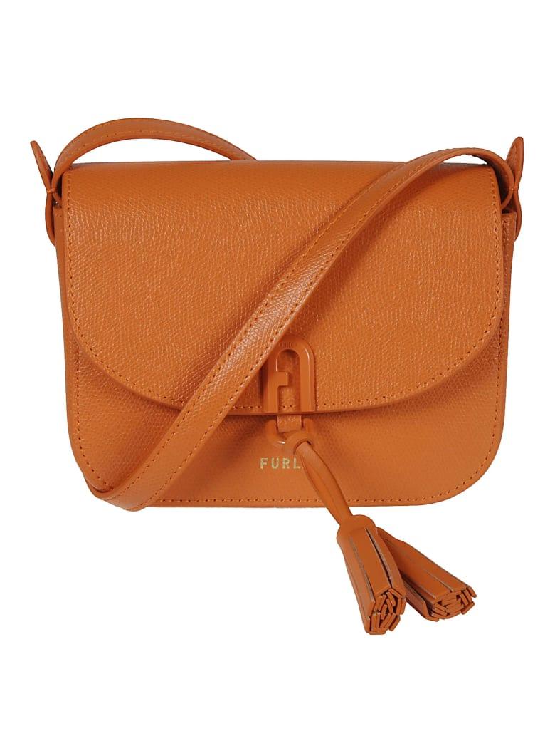 Furla 1927 Shoulder Bag - Orange