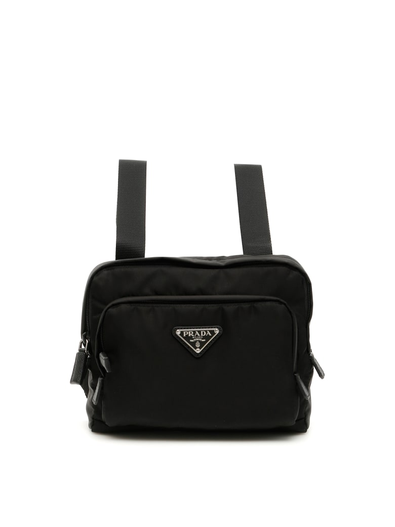 Prada Harness Bag - NERO (Black)