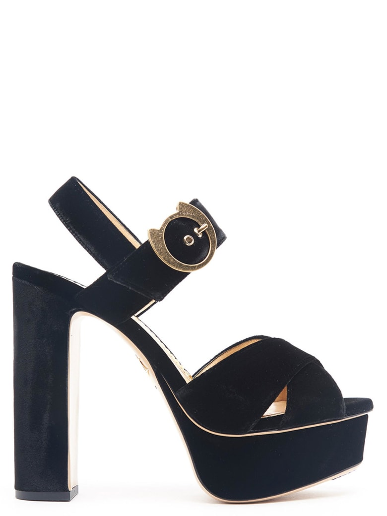 Charlotte Olympia Shoes - Black