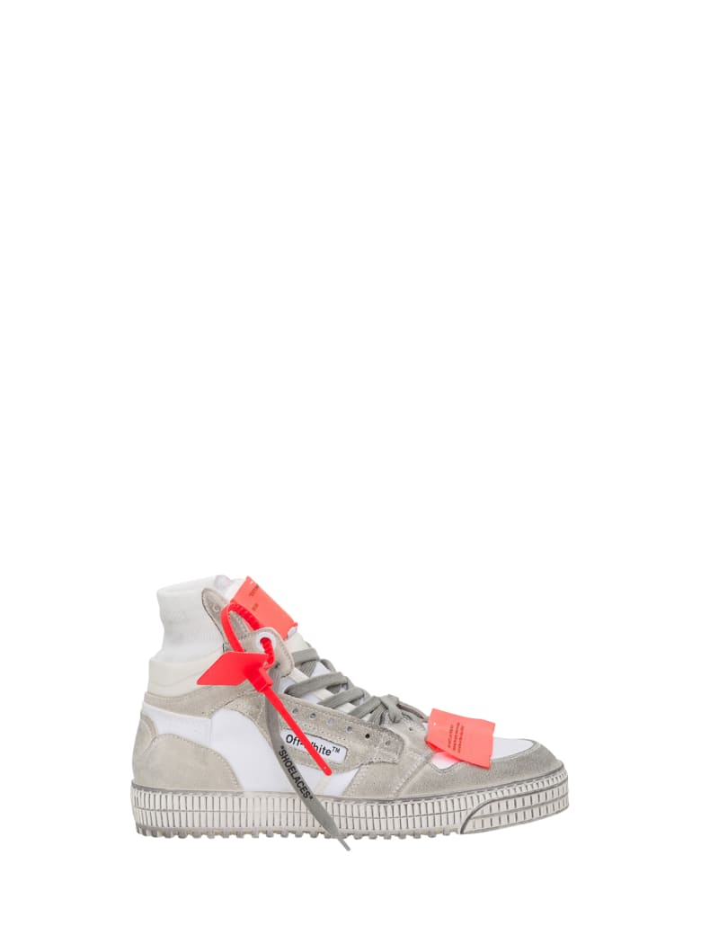 Off-White Off Court Sneakers - Bianco