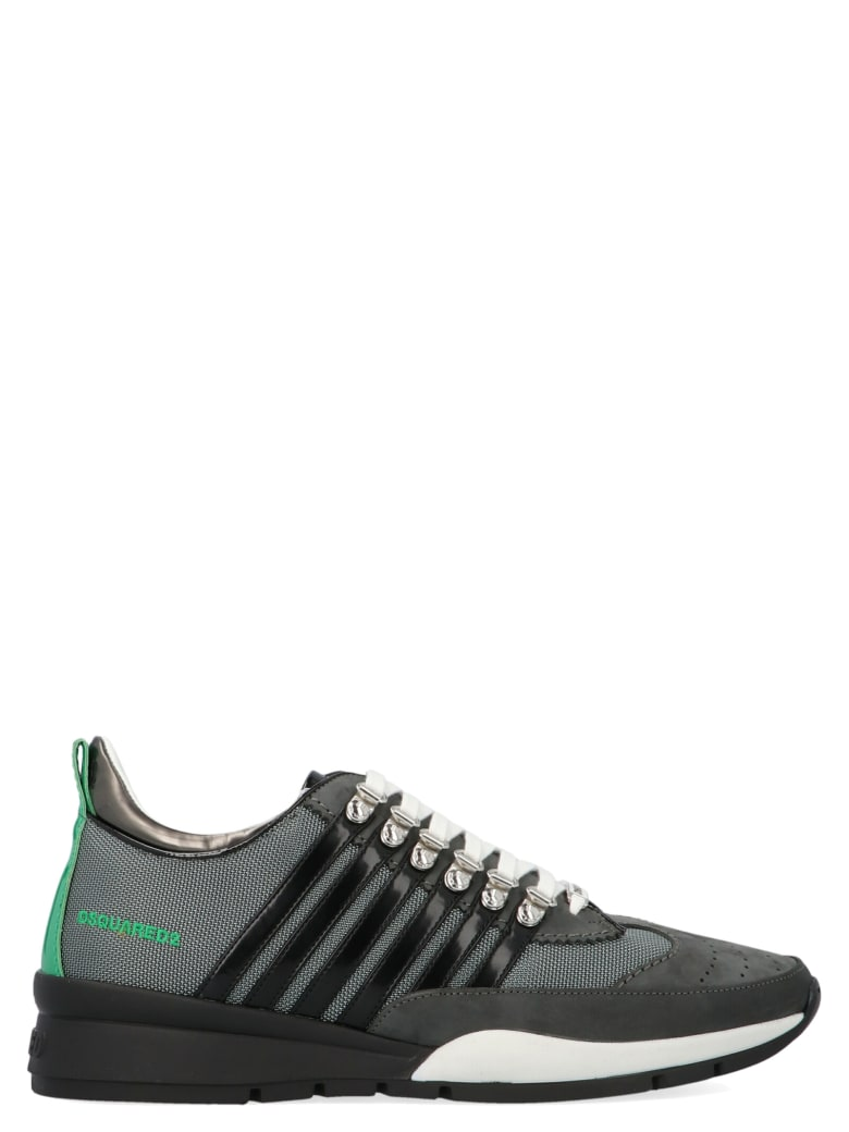 Dsquared2 '251' Shoes - Grey