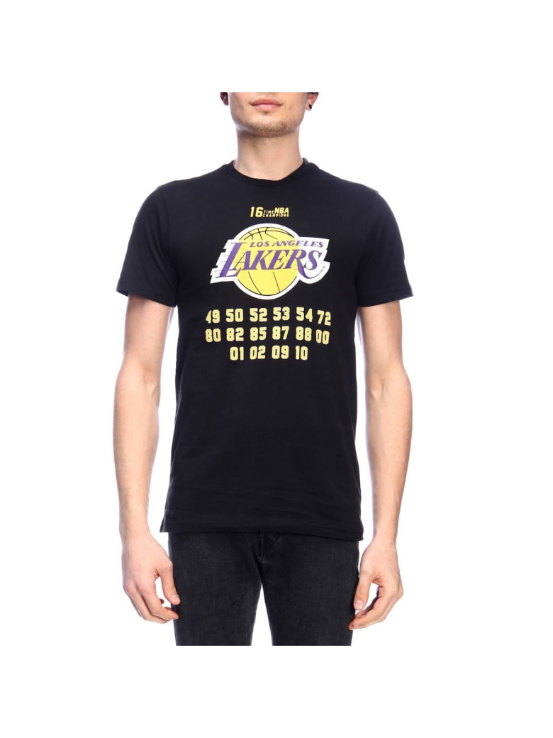 New Era T-shirt T-shirt Men New Era - black