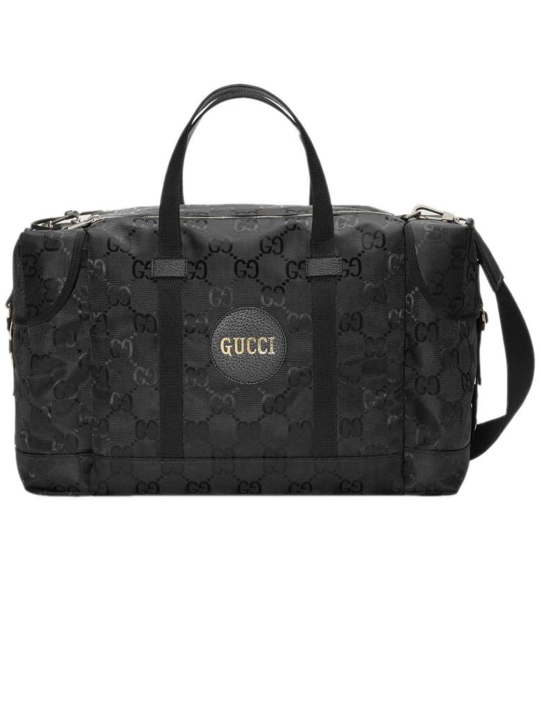 Gucci Gucci Off The Grid Duffle Bag - Nero