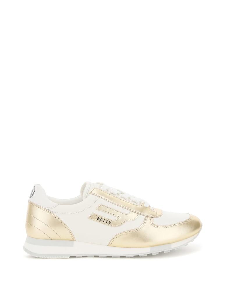 Bally Gavinia Sneakers - 0478 PLATINO (White)