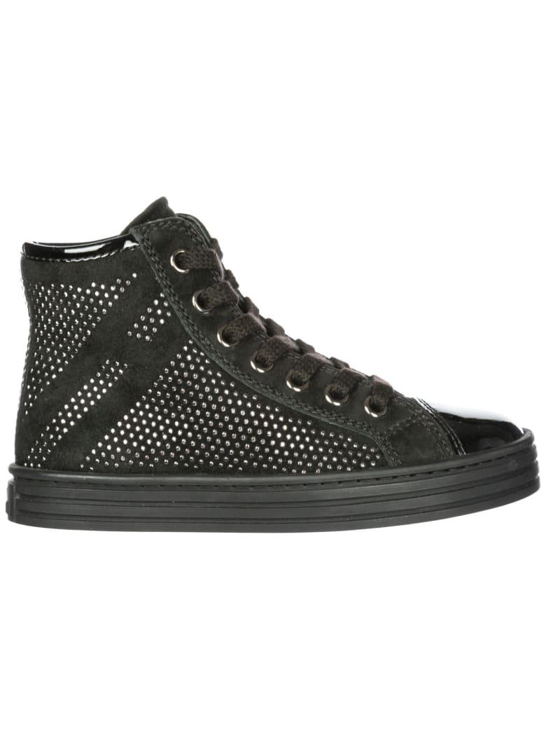 Hogan Rebel R141 High-top Sneakers - Nero