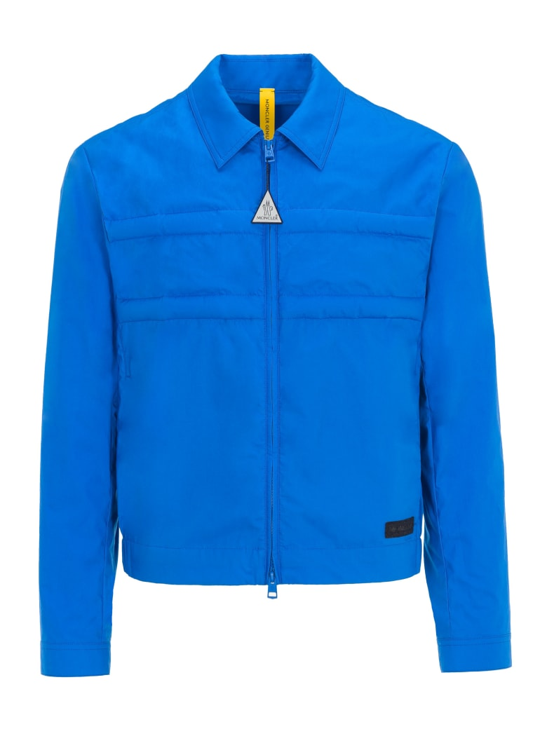 Moncler By Craig Green Moncler By Craig Green Doodle Jacket - BLUE
