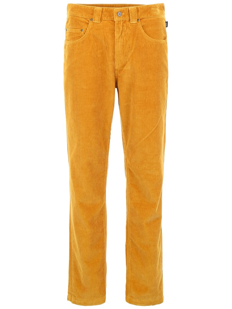 Napa By Martine Rose Corduroy Trousers - NATURAL 1 MR (Yellow)