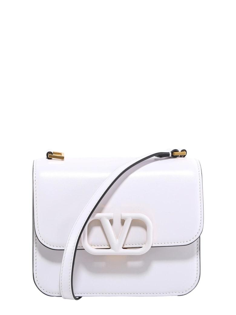 Valentino Garavani Vsling Shoulder Bag - White