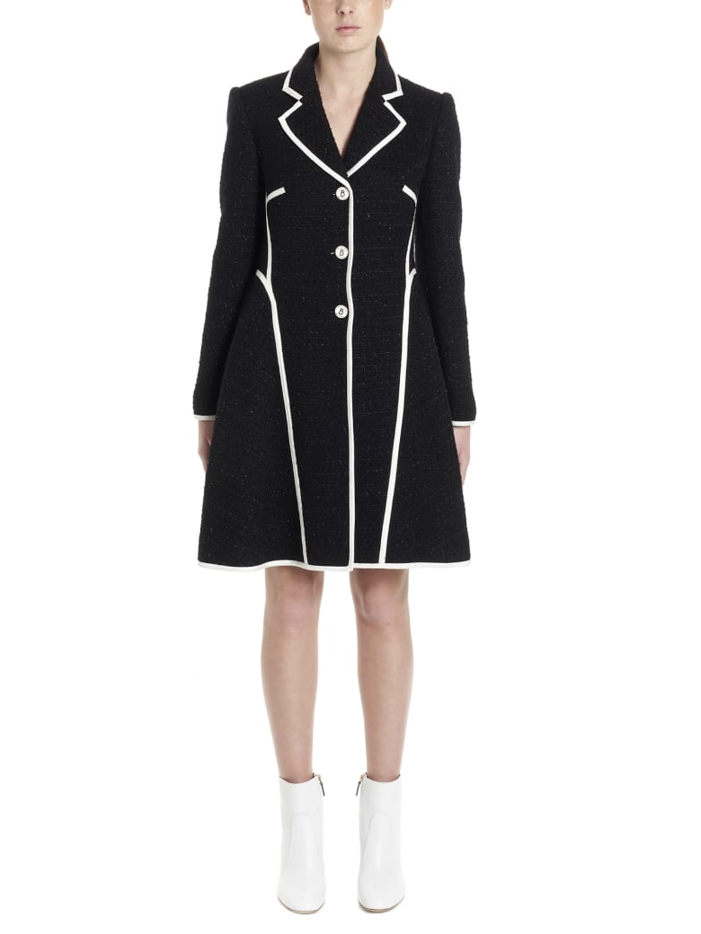 Boutique Moschino Coat - Black