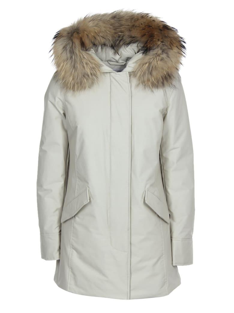 Woolrich Parka W's Arctic White - white