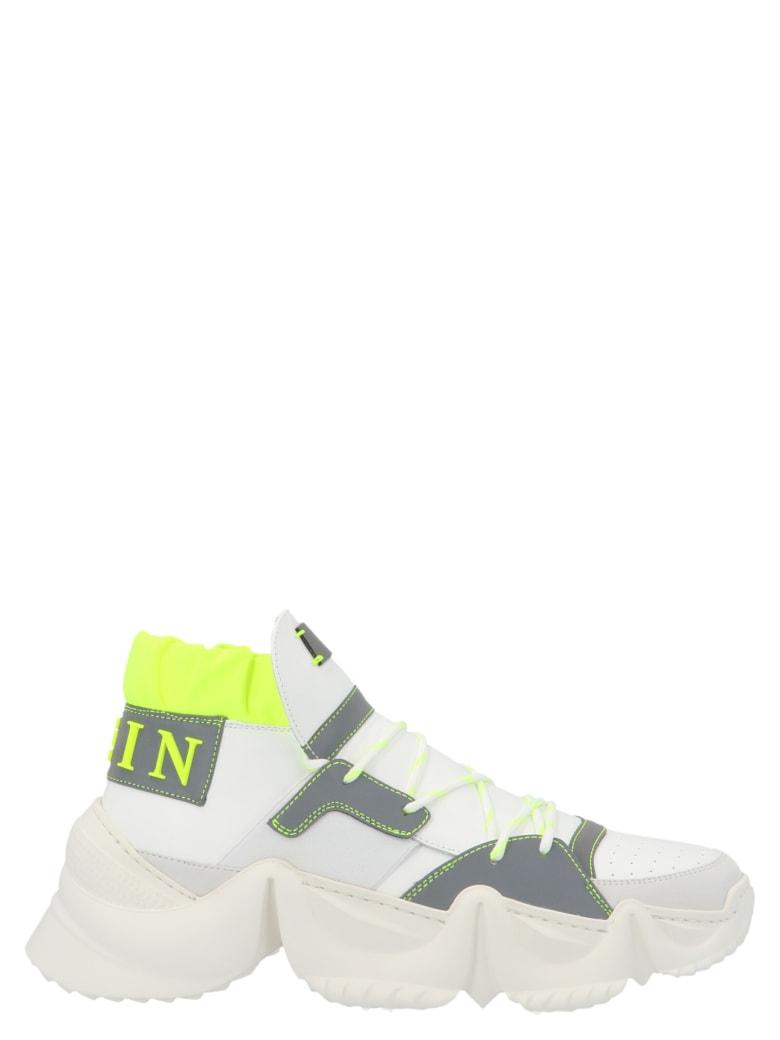 Philipp Plein 'statment' Shoes - White