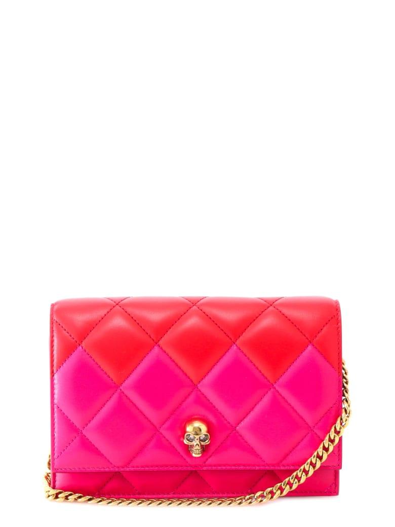 Alexander McQueen Shoulder Bag - Pink
