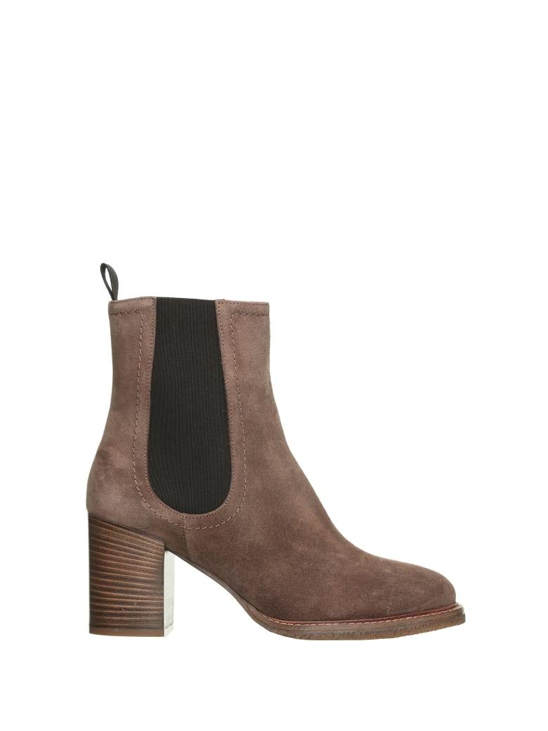Roberto Festa Roberto Festa Brown Ankle Boots - MARRONE