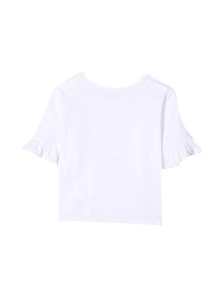 Givenchy White T-shirt - Bianco