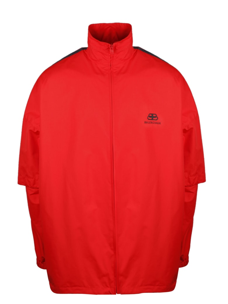 Balenciaga Coat - Red