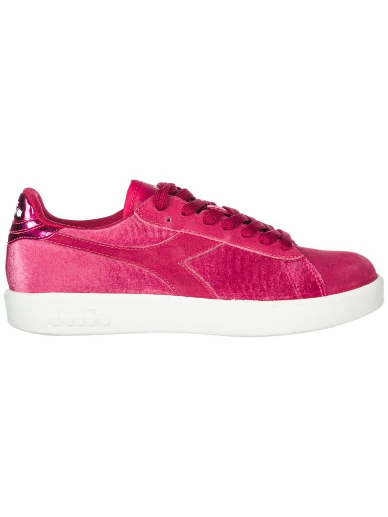 Diadora Swallow Sneakers - Cranberry