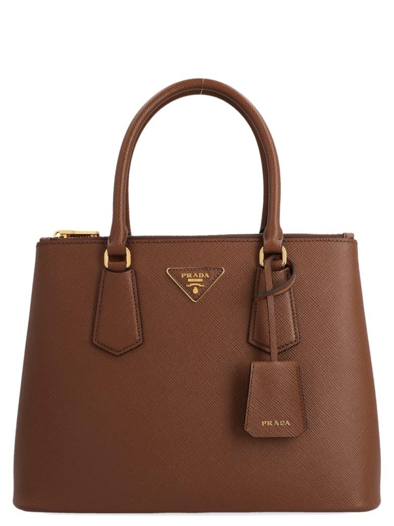 Prada 'galleria' Bag - Brown
