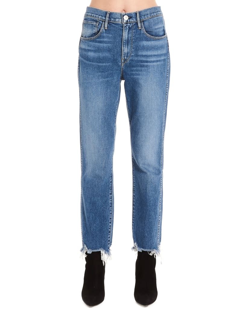 3x1 'straight Authentic' Jeans - Blue