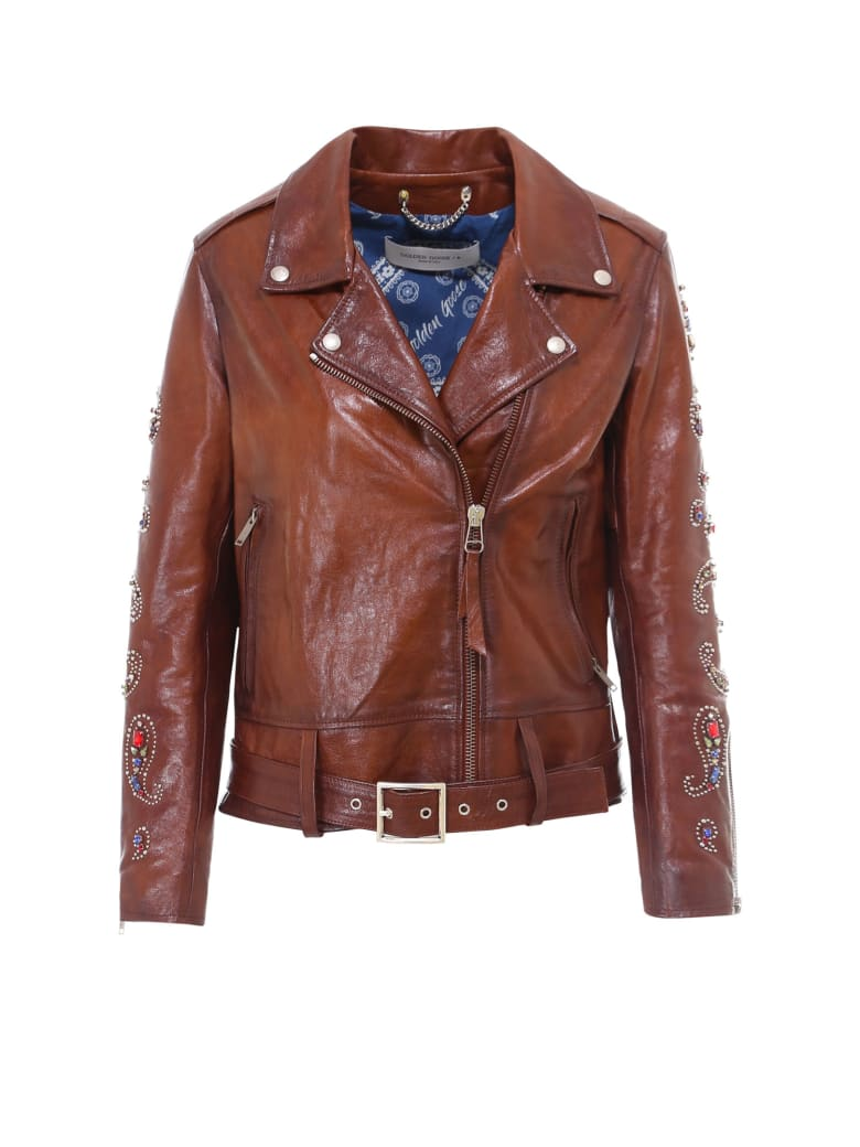 Golden Goose Jacket - Brown