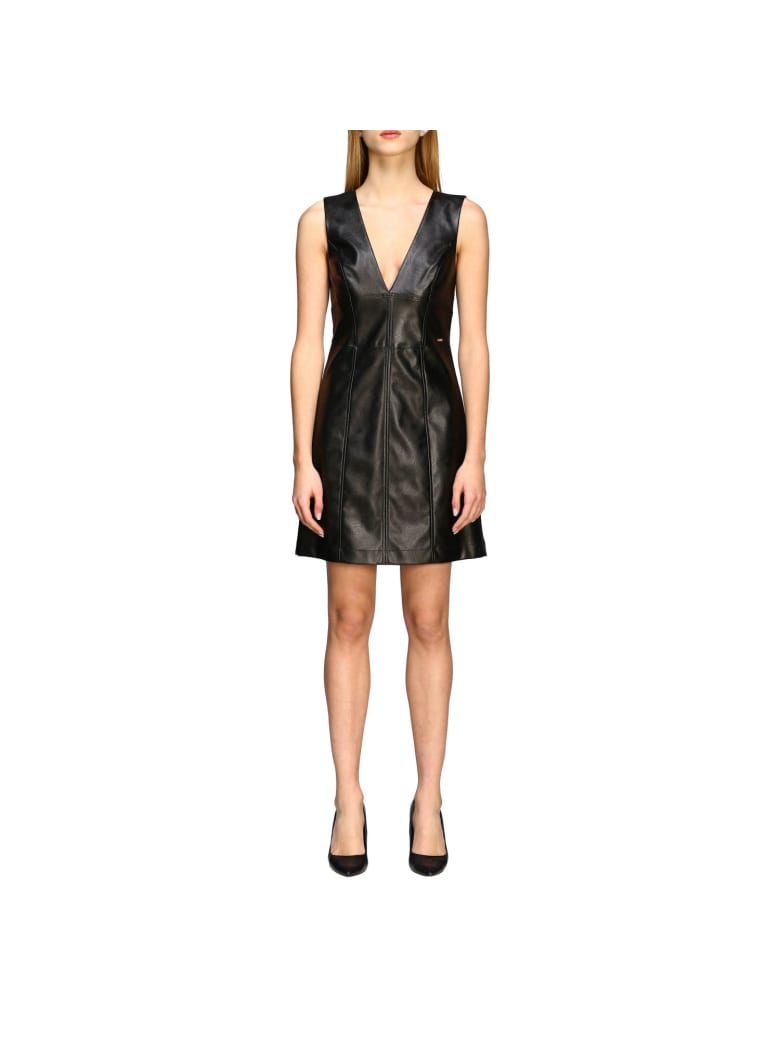 Armani Collezioni Armani Exchange Dress Dress Women Armani Exchange - black