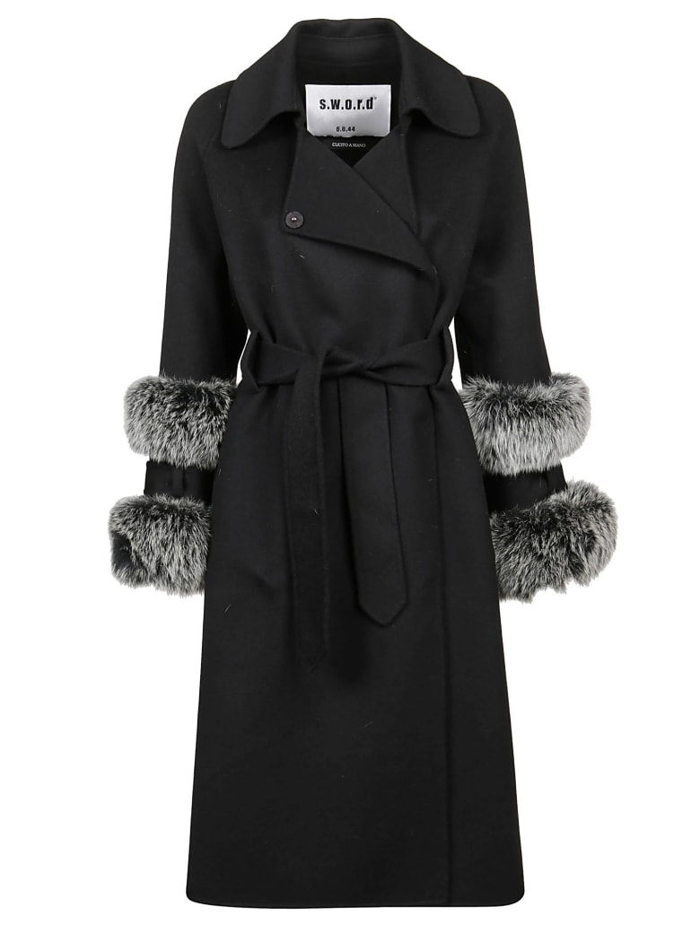 S.W.O.R.D 6.6.44 Cappotto - Black/ice