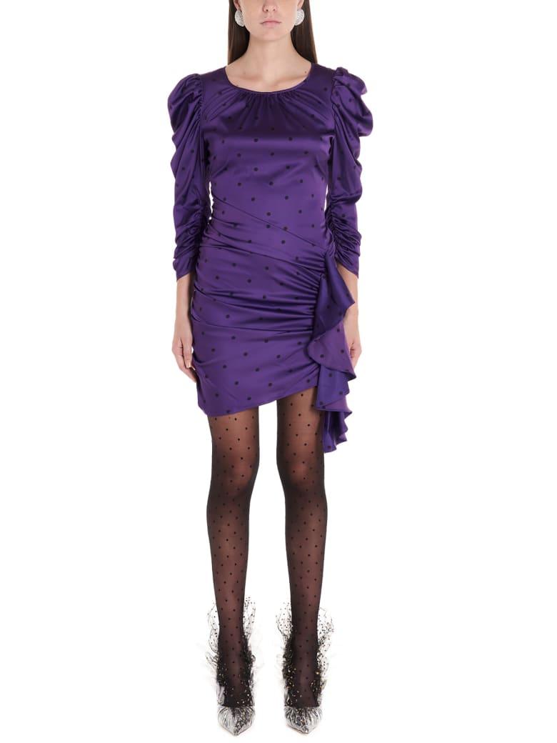 For Love & Lemons 'endless' Dress - Purple