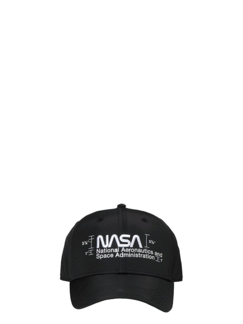 HERON PRESTON Hat - Nero/bianco