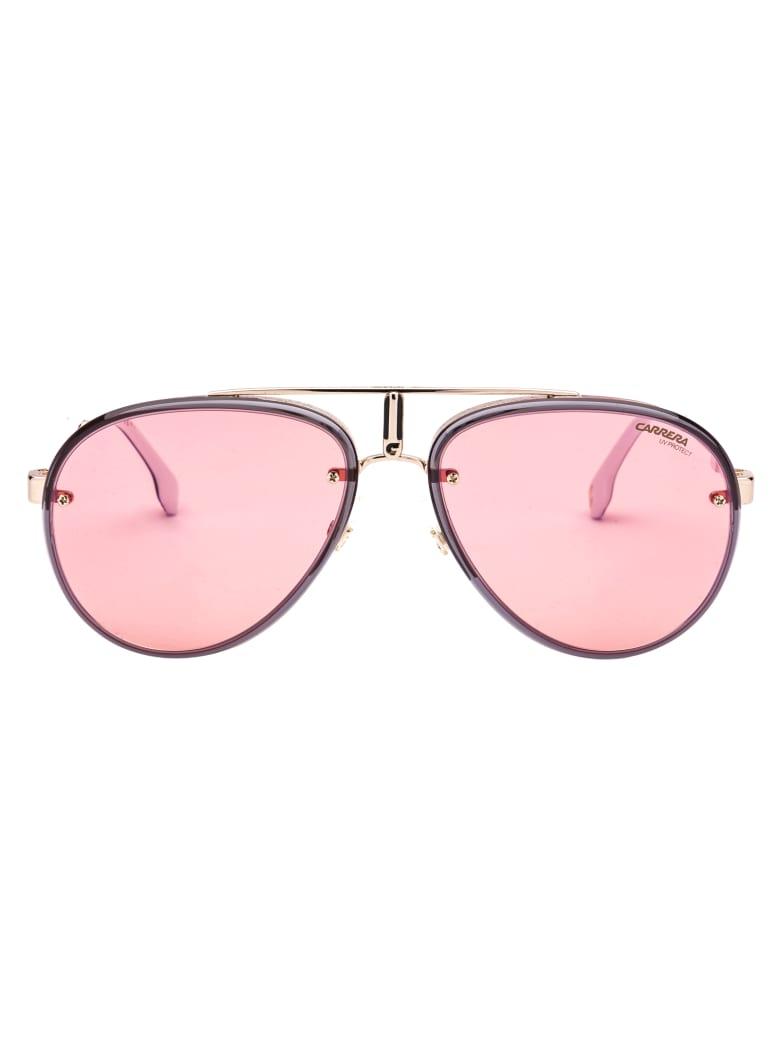 Carrera Sunglasses - Uz Gold Red