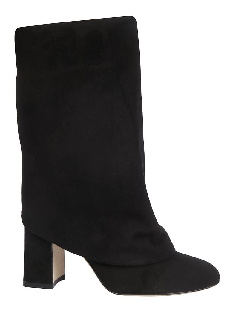 Stuart Weitzman Lucinda Ankle Boots - Black