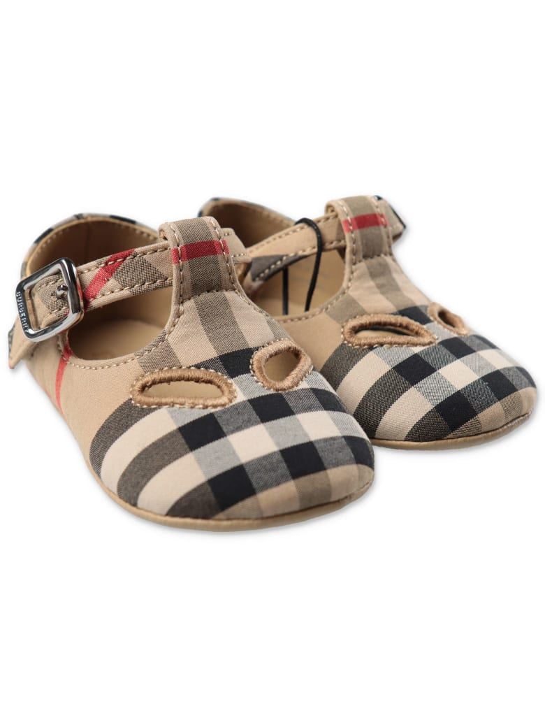 Burberry Shoes - Check