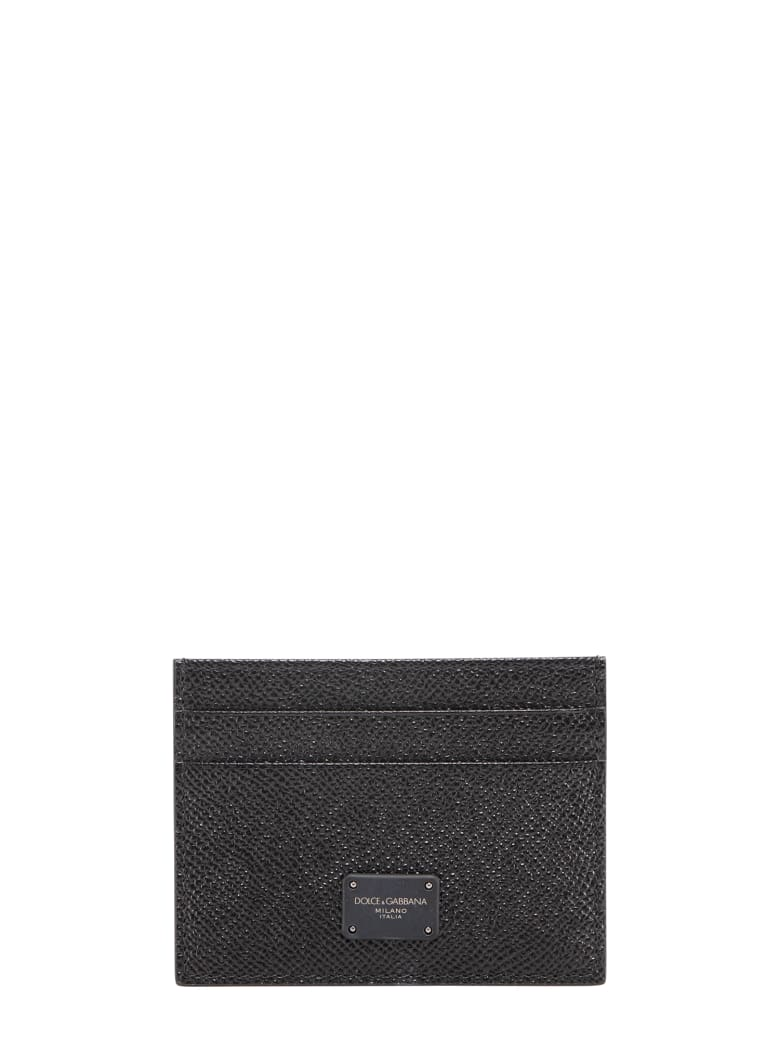 Dolce & Gabbana Card Holder - Black