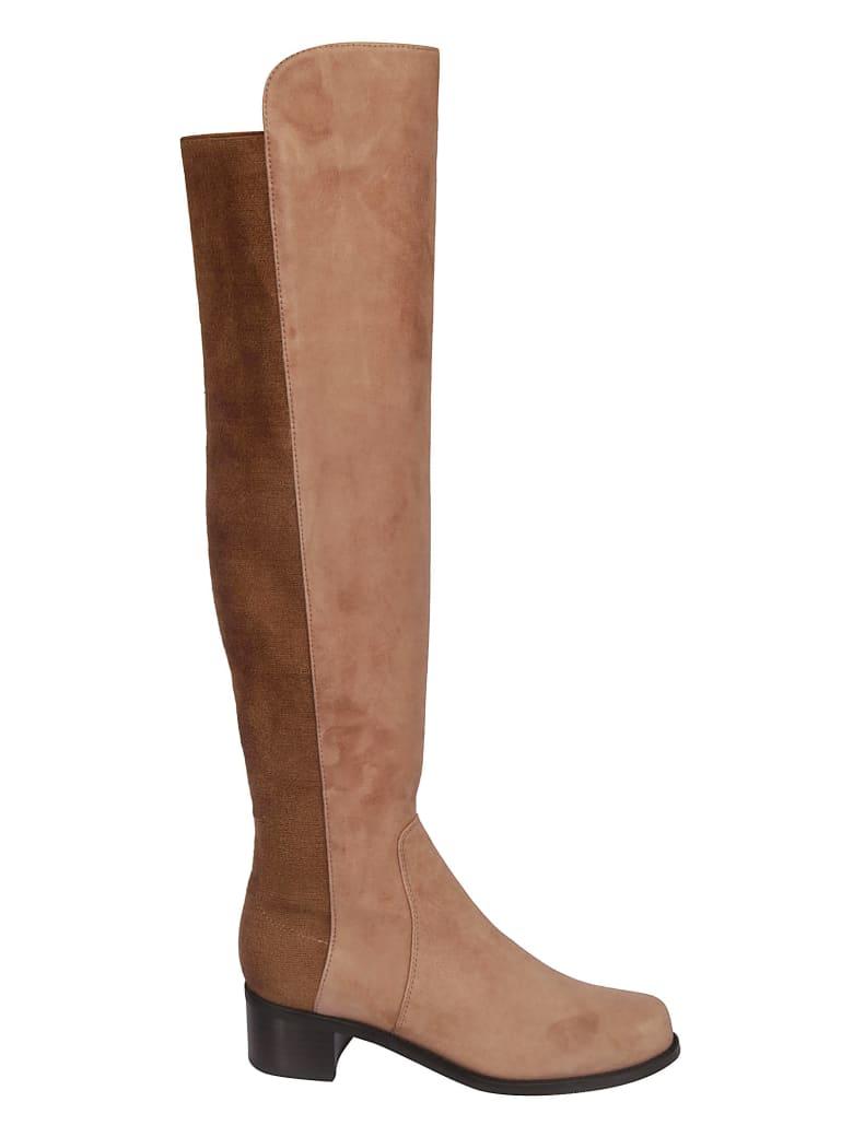 Stuart Weitzman Reserve Over-the-knee Boots - Cappuccino