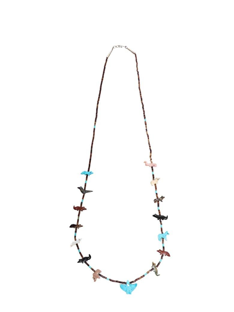 Jessie Western Necklace - Multicolor