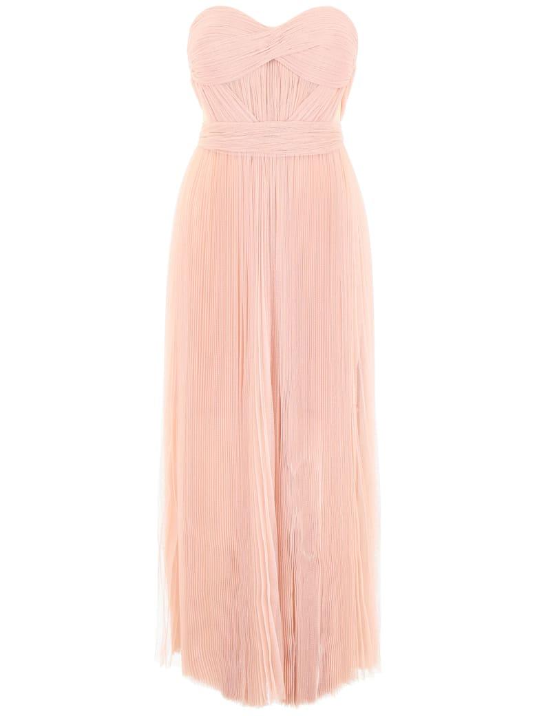 Maria Lucia Hohan Tulle Tamia Dress - NUDE (Pink)