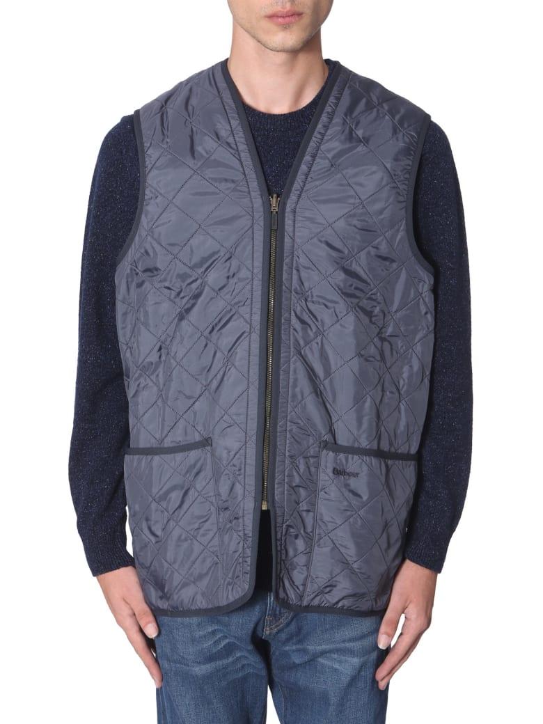 barbour sleeveless jacket