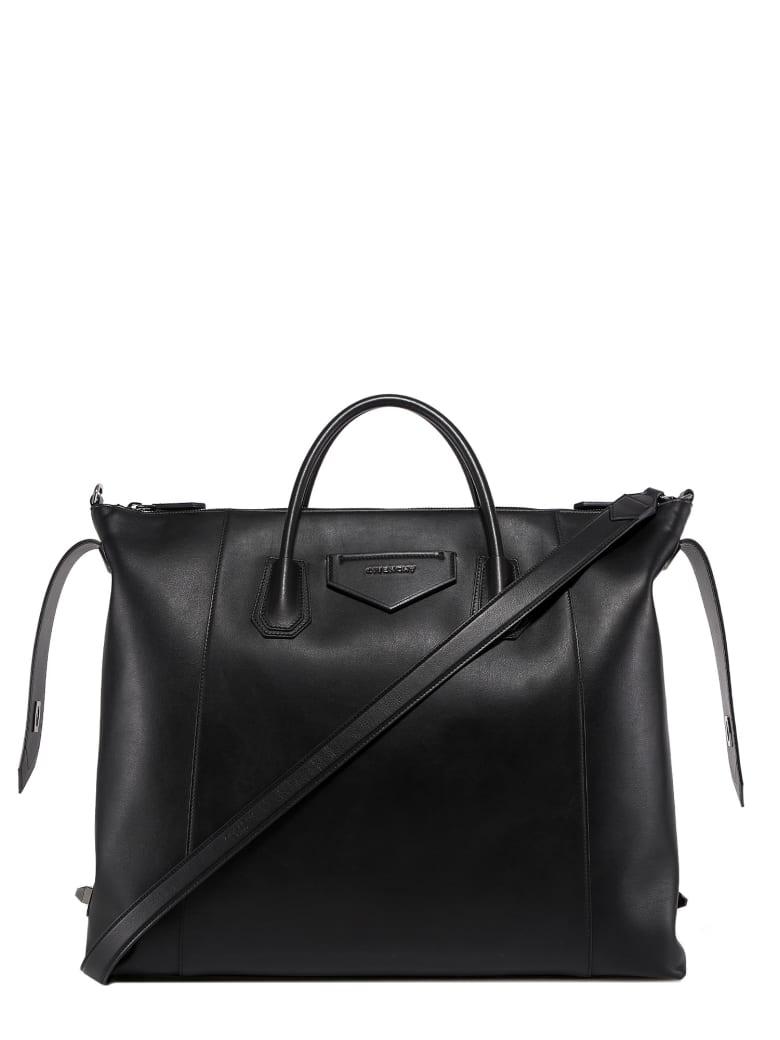 Givenchy Antigona Large Tote Bag - Nero