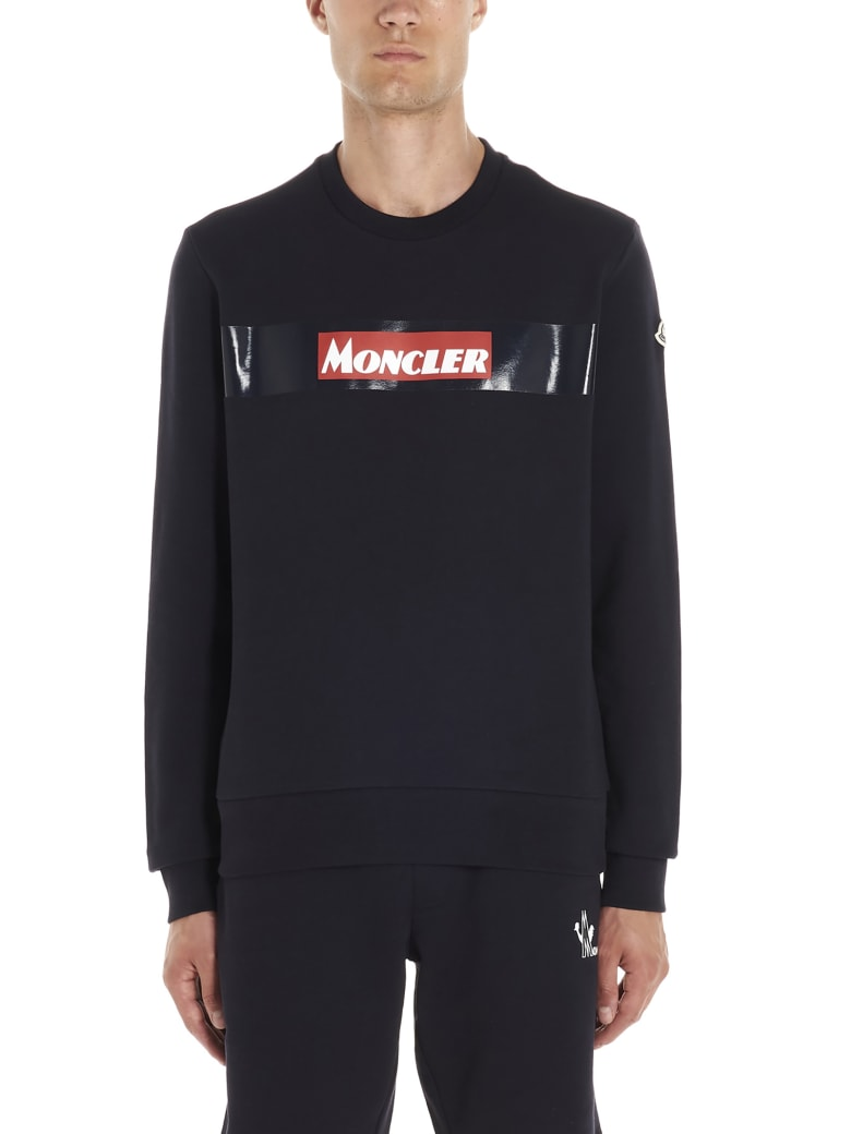 Moncler Sweatshirt - Blue