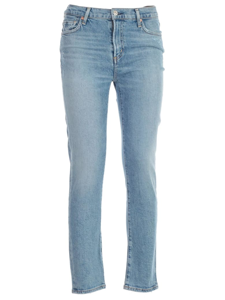 Citizens of Humanity Jeans W/fringes - Harlow
