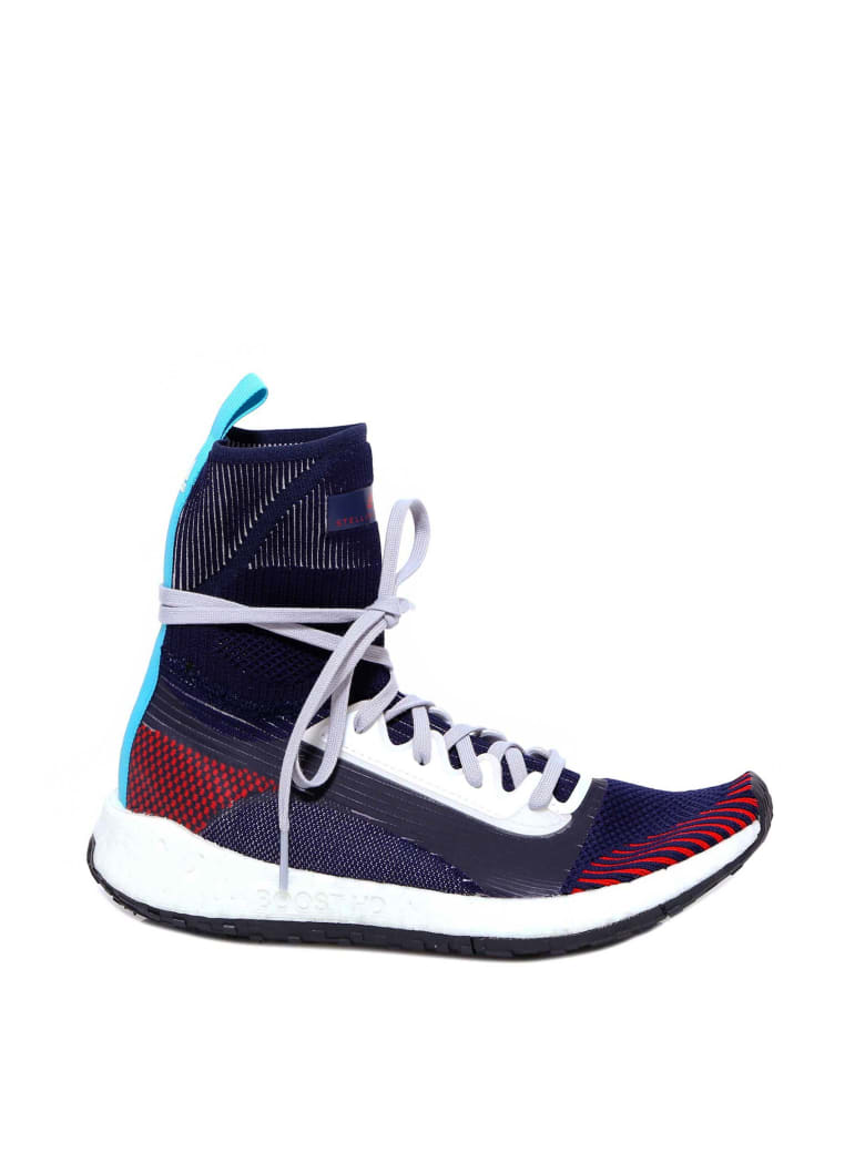 Adidas by Stella McCartney Pulse Boost Hd Mid Sneakers - Multicolor