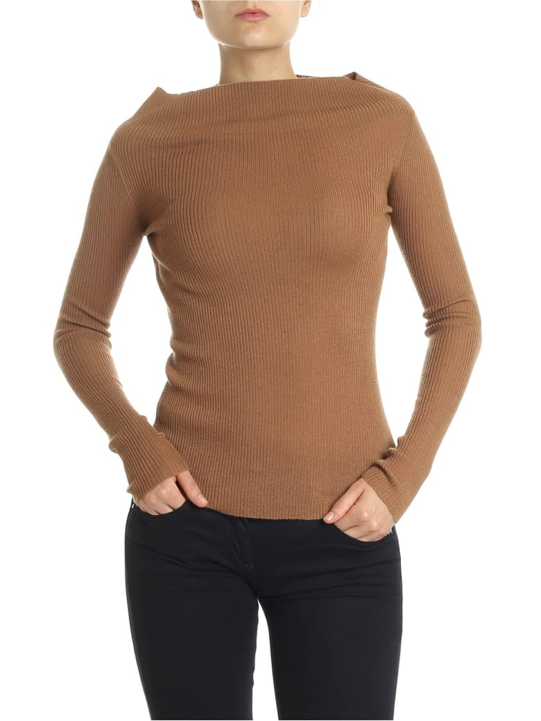 360 Sweater 360 Cashmere   Dorothy Sweater - Beige