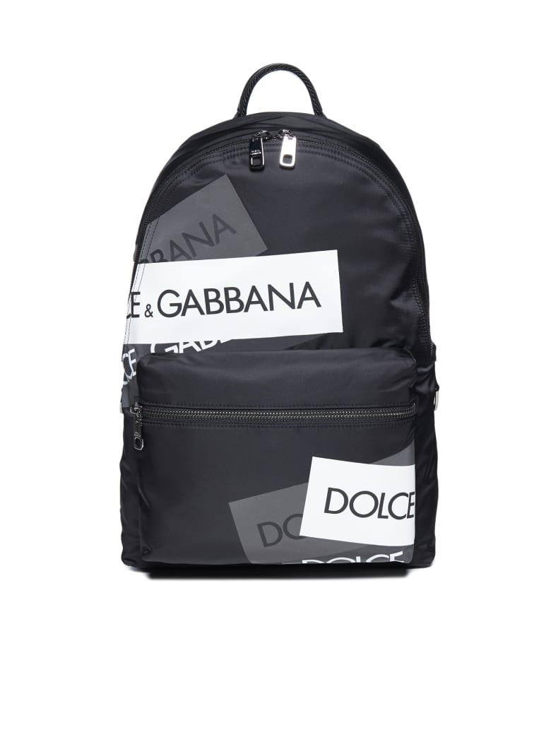 Dolce & Gabbana Backpack - Nero/mult.reflective