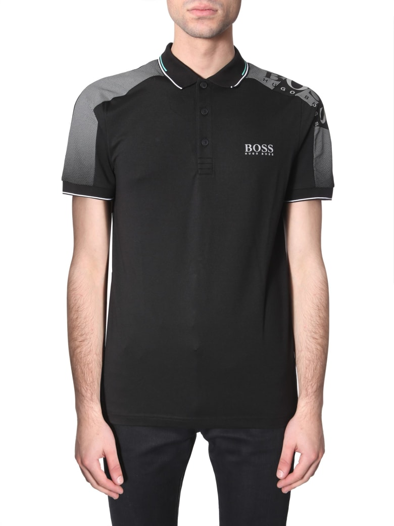 Hugo Boss Paule Propolo T-shirt - NERO