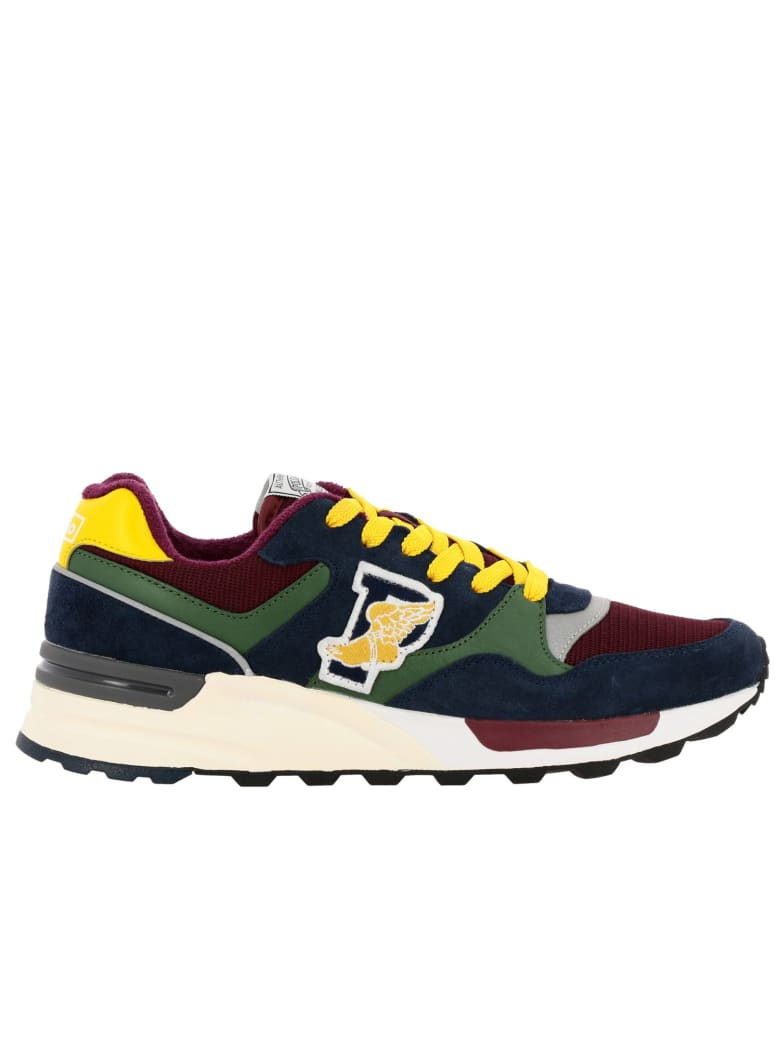 sports shoes 8d88f e1249 Best price on the market at italist   Polo Ralph Lauren Polo Ralph Lauren  Sneakers Shoes Men Polo Ralph Lauren