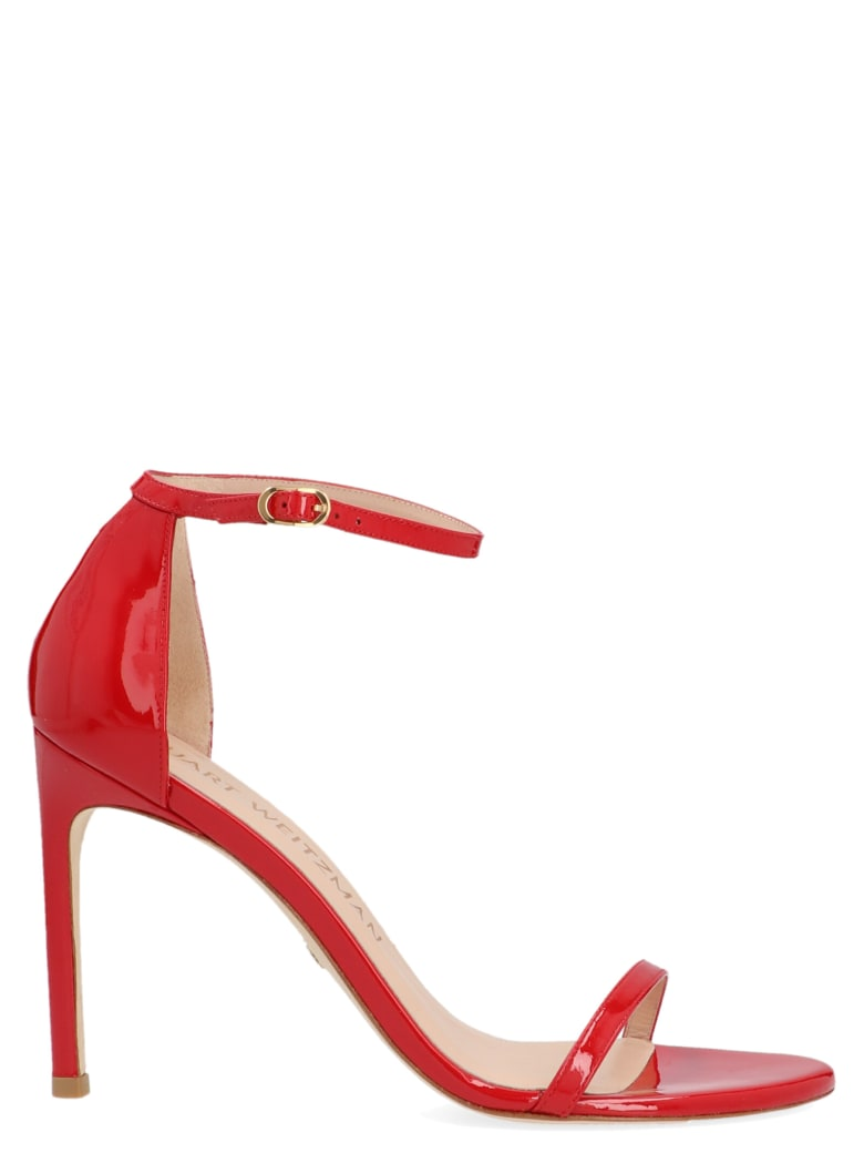 Stuart Weitzman Shoes - Red