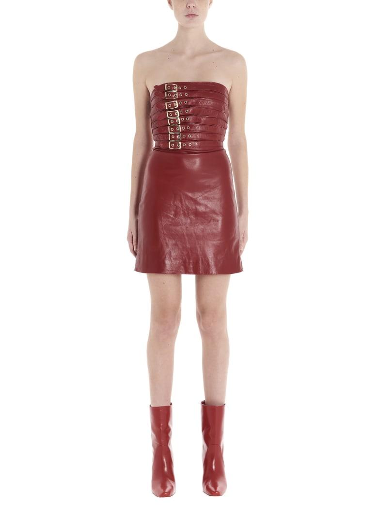 Manokhi 'dita' Dress - Red
