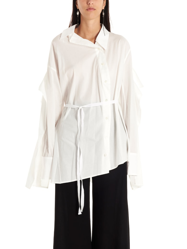 Ann Demeulemeester Shirt - White